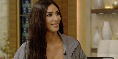 Kim Kardashian Gives An Update On Kanye West & Addresses