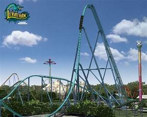 Most Popular, Biggest Roller Coaster in The World 2018 ...