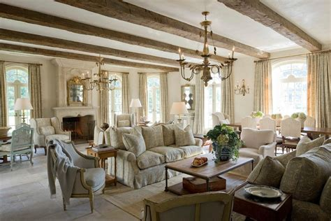 formal french country living room farmhouse nice with