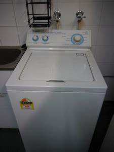 Whirlpool Commercial Washing Machine  Extra Large Capacity