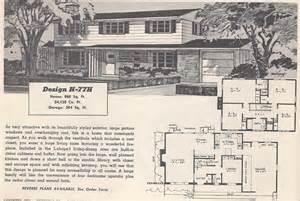 Retro House Plans Pictures by Vintage House Plans 77h Antique Alter Ego