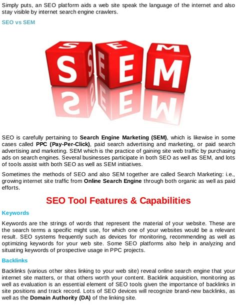 Best Search Engine Optimization Tools by Best Search Engine Optimization Tools