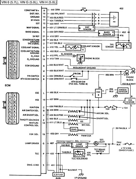 Fig. 047 - ECM Wiring Diagram. | 411 amps volts switch n