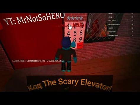 Roblox Horror Lift Roblox Scary Elevator Code Chilangomadrid Com