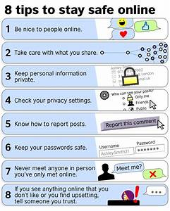 Online safety poster | LearnEnglish Teens - British Council