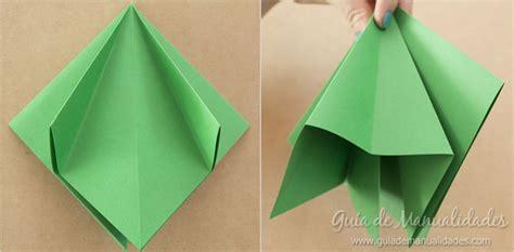 arbol navidad papiroflexia imagui