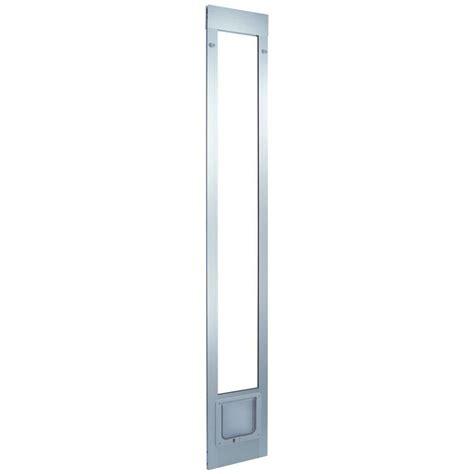 ideal pet patio door ideal pet 6 25 in x 6 25 in small cat flap white