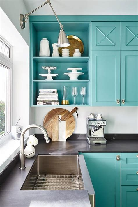 teal colored kitchens benjamin teal paint colors interiors by color 2681