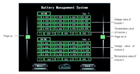 16 batteries per bmu ev battery management system bms custom built ligoo ft 12 1 400 batteries