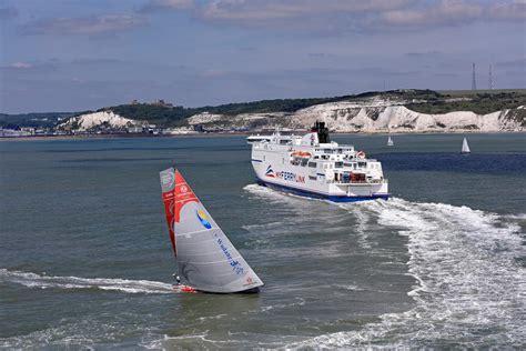 volvo ocean race    winner  abu