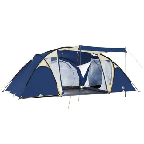 tente familiale 3 chambres jamet michigan 6 family dome tent from jamet for 250 00