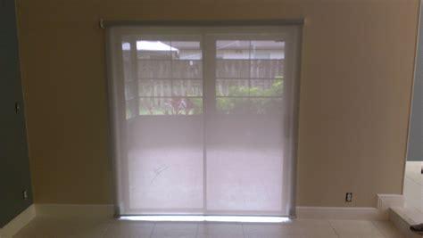 sliding glass door roller shades manufacturers  custom