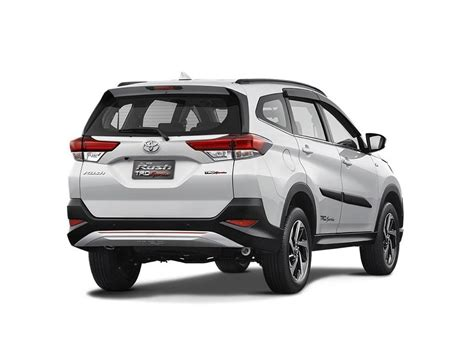 Toyota Rush 2018-2019 фото видео, цена комплектации новый
