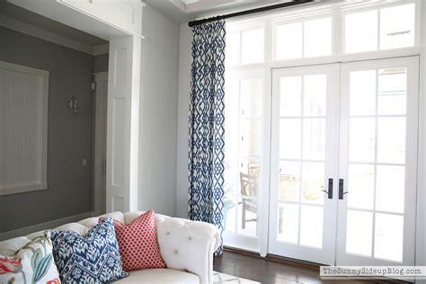 formal living room progress the side up