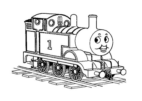 thomas tank engine james train friends coloring pages
