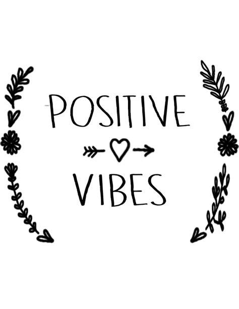 quot positive vibes doodle quot by mysticmandala redbubble