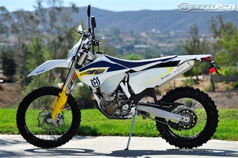 Husqvarna Fe 501 Image by 2015 Husqvarna Fe 501s Ride Photos Motorcycle Usa