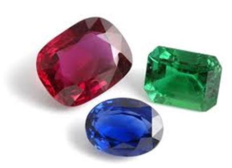 Know difference between semi precious and precious gems