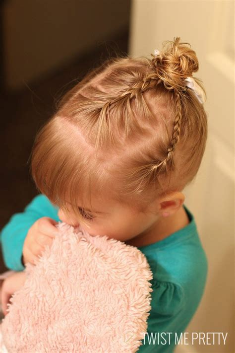 Cool Toddler Hairstyles styles for the wispy haired toddler kid s hairstyles