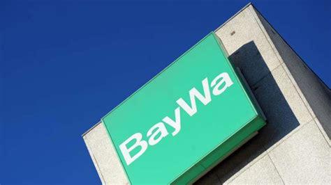 Baywa Firmenzentrale In Muenchen by Agrarh 228 Ndler Baywa Mit Weniger Baustellen Wirtschaft