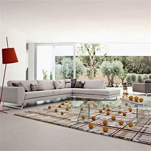canapes roche bobois design colores canapes et With tapis kilim avec canapé cuir pleine fleur pigmentée