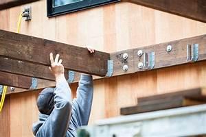 Balken Verbinden Schrauben : holzbalken befestigen diese methoden sind blich ~ Whattoseeinmadrid.com Haus und Dekorationen