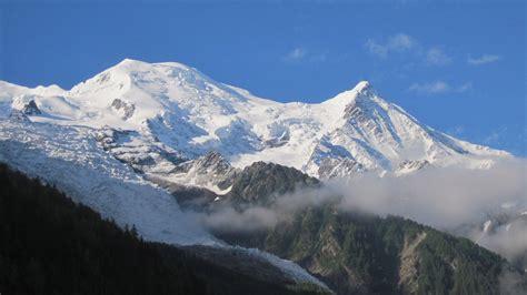 photo du mont blanc tour du mont blanc aventure voyages