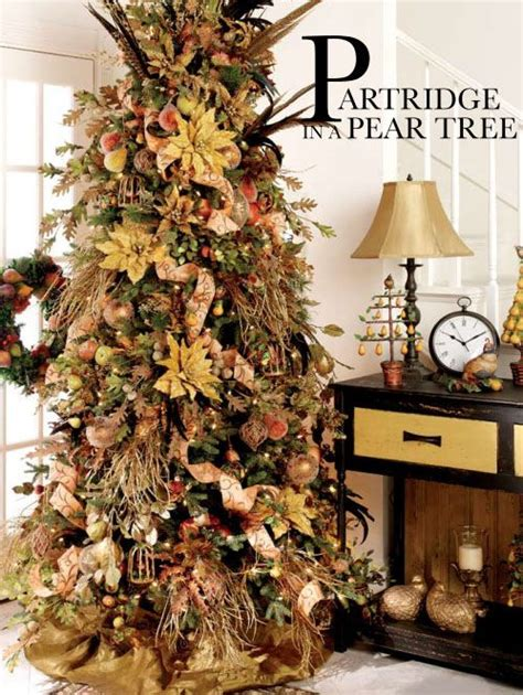 christmas tree decorating themes images