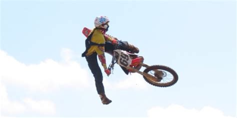 Dirt Bike Racing Pictures Profile Who Is Ronnie Mac Motosport