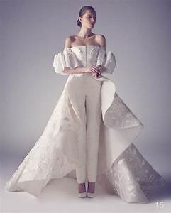 ashi studio spring 2015 couture wedding spring and With wedding dress with pants