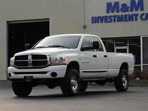 2006 Dodge Ram 2500 Laramie Slt Diesel 5 9liter 4wd Quad