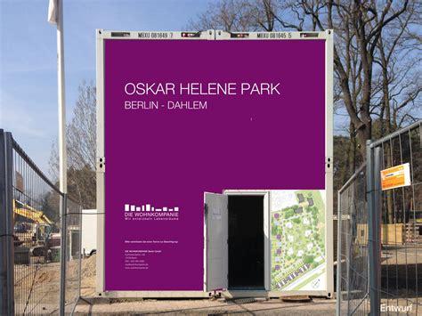 oskar helene park ibach mediendesign oskar helene park berlin dahlem