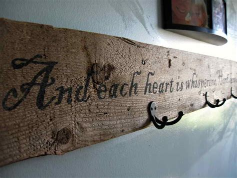 Things To Do With Barn Wood by Things To Make Out Of Barn Wood With Hooks Jpg 800