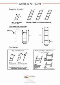 Achat Echelle De Toit : chelle de toit chelle de couvreur chelle de toiture ~ Edinachiropracticcenter.com Idées de Décoration