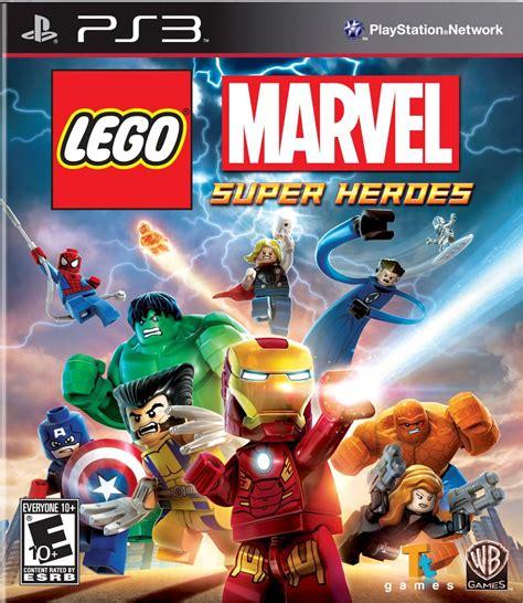 Haga clic en la imagen para ver las opiniones. The Geeky Guide to Nearly Everything: Games LEGO Marvel ...