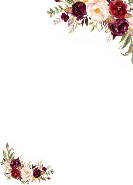 flores marsala  convite flower background wallpaper