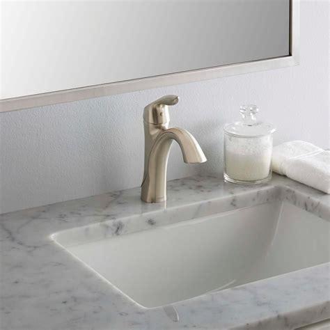 moen eva single hole single handle high arc bathroom