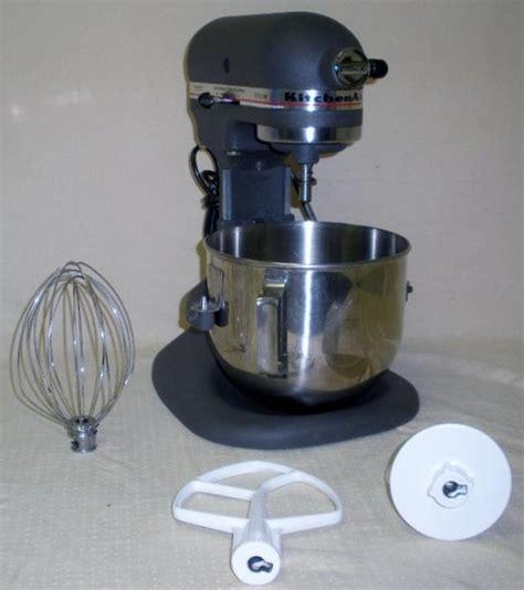 Kitchenaid Mixer Ksm5 by Hi End Kitchenaid Ksm5 Pro Line 5 Qt Stand Mixer Make An