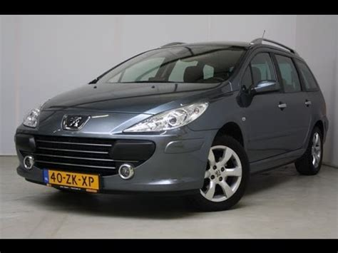 peugeot 307 sw 2 0 navteq automaat 2008 occasion