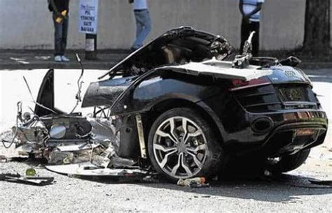 25 Destroyed Exotic Cars That Will Make You Cringe