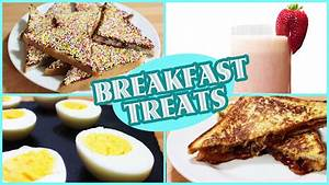 Quick and Easy Breakfast Recipes: Fun Food for Kids ...