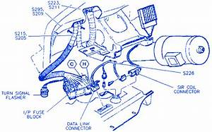 Buick Lesabre 1997 Connector Electrical Circuit Wiring