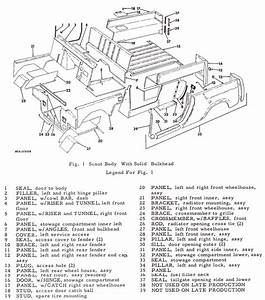 Wiring Diagram International Scout