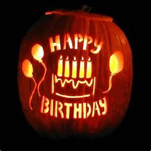 Luke, I Am Your Father: Happy Halloween Birthday!
