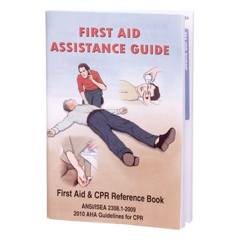 american safety health institute guide  cpr aed