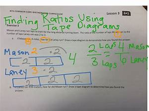 Finding Equivalent Ratios Using Tape Diagrams
