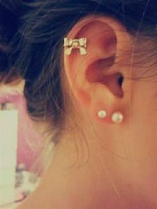 Ear Piercing Ideas For Women www pixshark com - Images