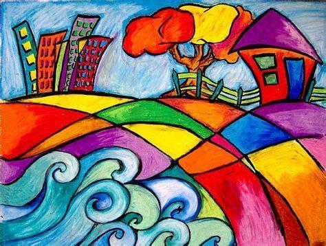 Oil Pastel Crayon Art Shefalitayal
