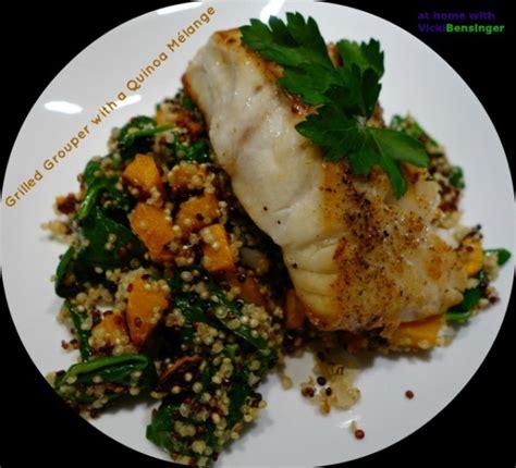 grouper grilled recipes foil quinoa recipe