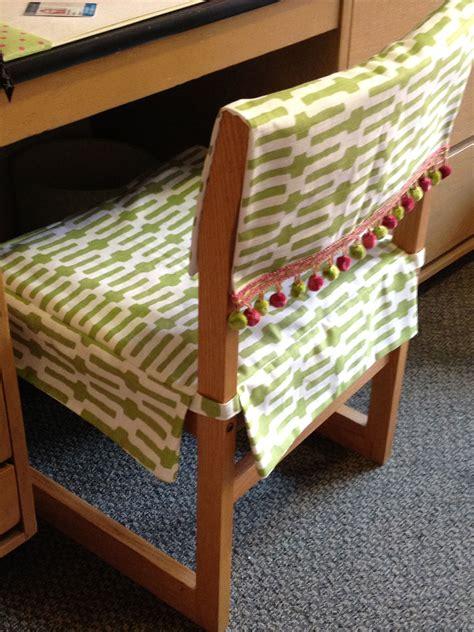 roommates mom    awesome desk chair coversshe    pillows    pattern dorm ideas dorm desk dorm chair